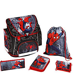 Школьный рюкзак Scooli Spider-Man Человек-Паук SP13825 с наполнением