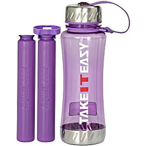 Бутылка для воды Take It Easy Лиловый