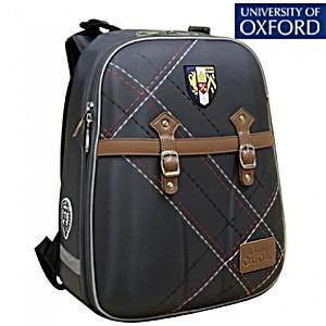 Школьный рюкзак OXFORD 1008-OX-77 Оксфорд Ремни т.серый