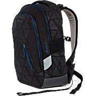 Рюкзак Ergobag Satch Sleek цвет Black Triad