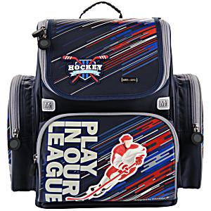 Ранец Mike Mar Хоккей 1074-ММ-154 + мешок для обуви + пенал в подарок