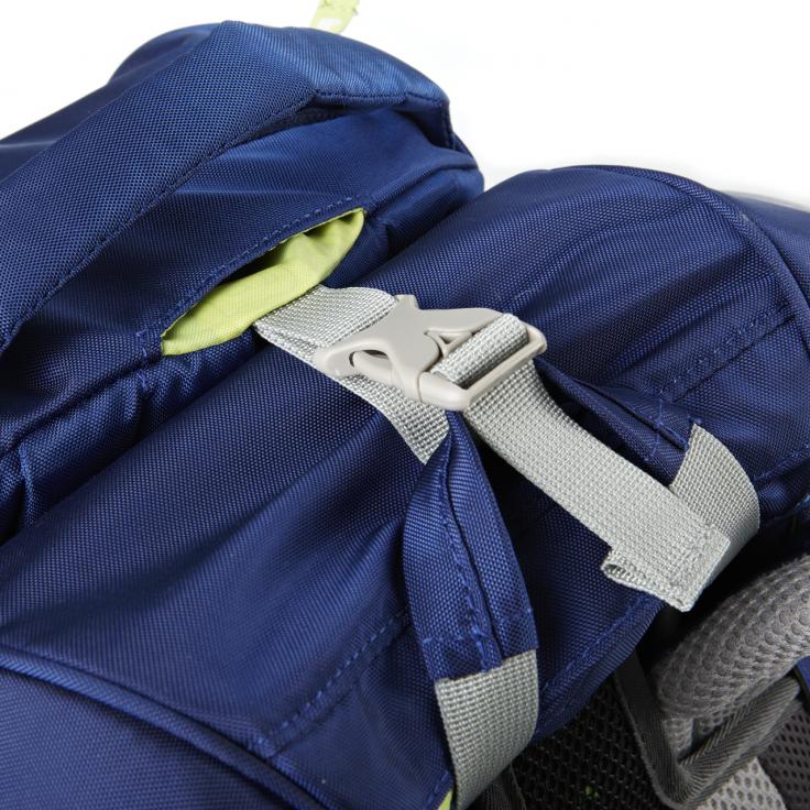 Рюкзак Ergobag LumBearjack с наполнением + светоотражатели в подарок, - фото 14