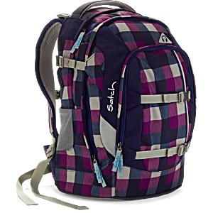 Satch Pack рюкзак для школьника цвет Berry Carry