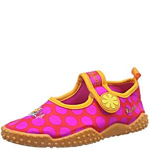 Тапочки для моря детские Playshoes Мышка Девочка