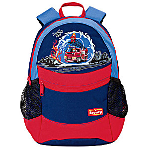 Детские рюкзачки Scout Пожарная машина