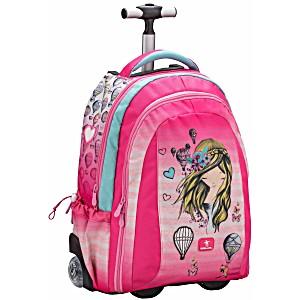 Школьный рюкзак на колесах Belmil Шары 338-45/660 Ballons