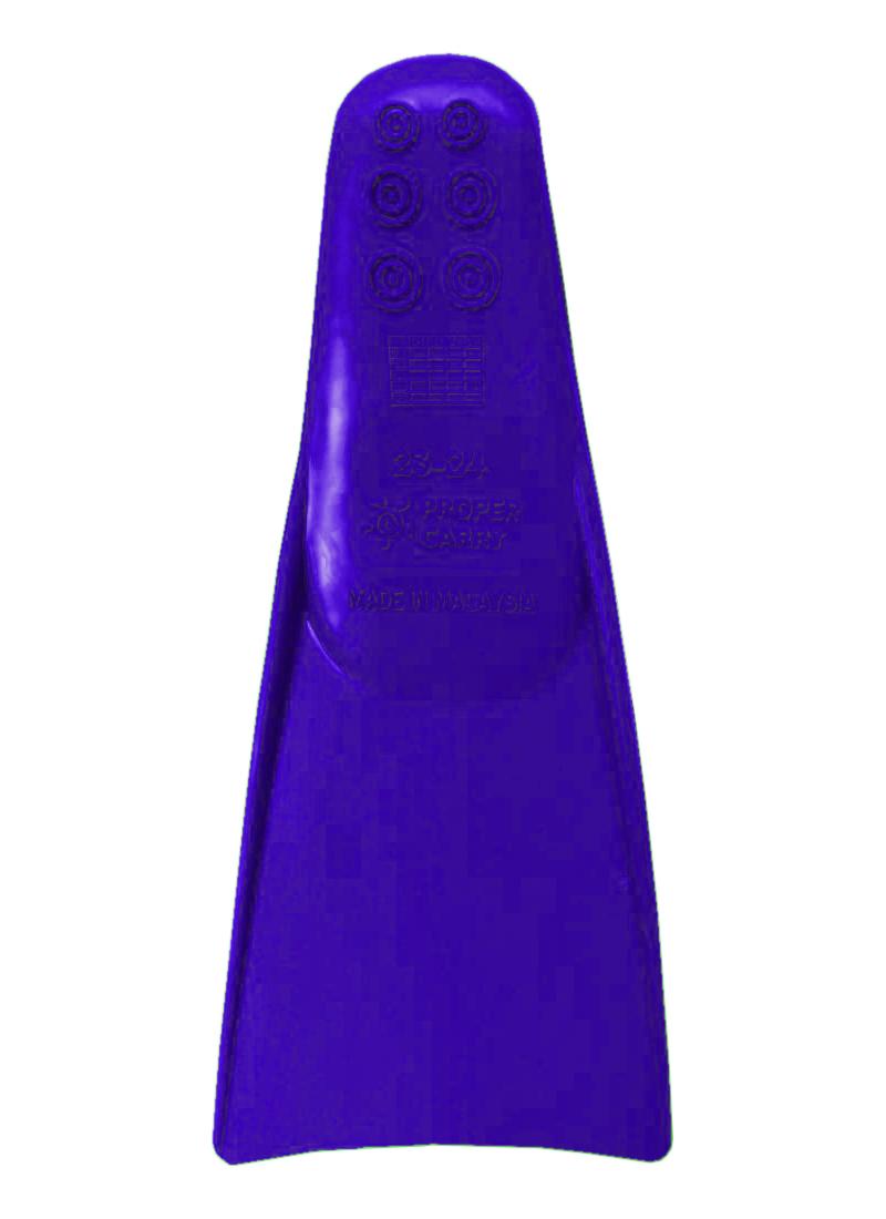 Ласты для грудничкового плавания ProperCarry синие 23-24, - фото 3