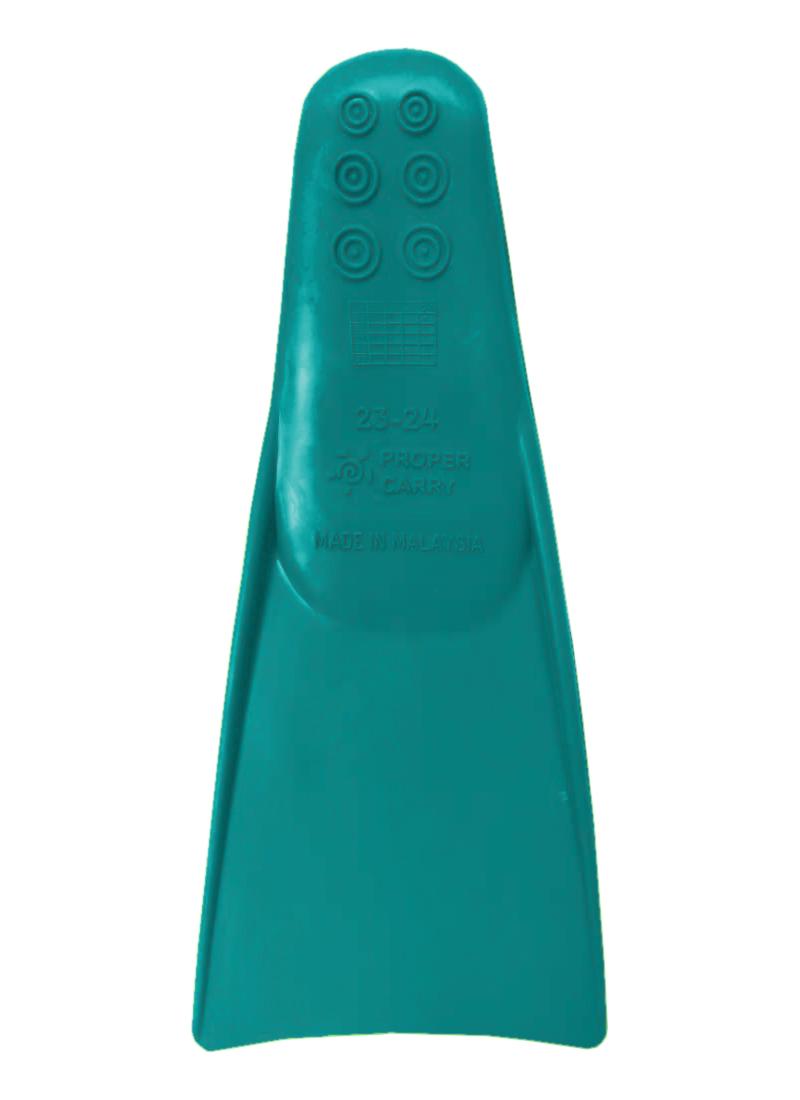 Ласты для грудничкового плавания ProperCarry голубые 23-24, - фото 2